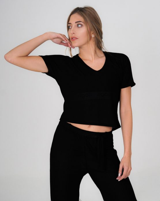 Ariosa Crop Top