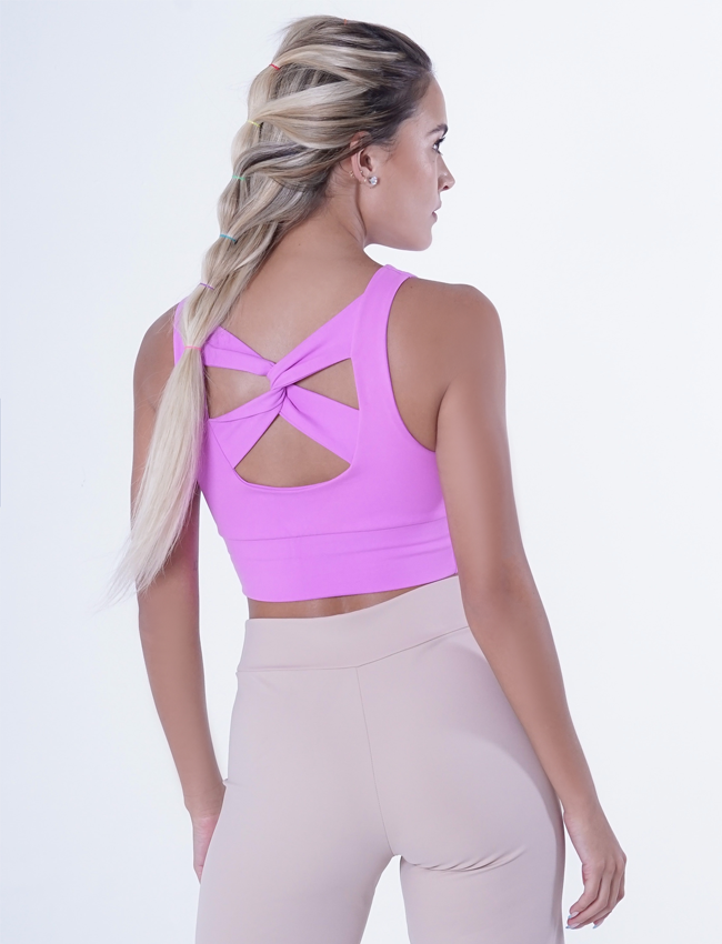 Why Knot Crop Top